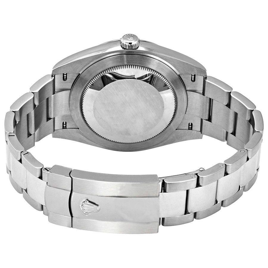 Rolex Datejust 126234 36MM Unisex Automatico 904L Oystersteel Bracciale in acciaio inossidabile