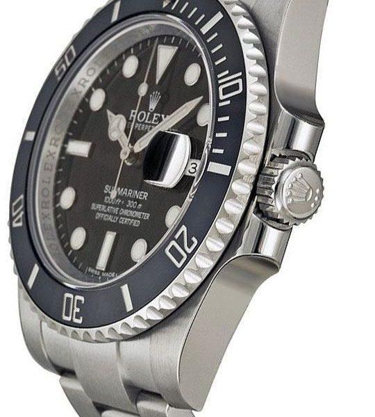 Rolex Submariner 116610LN 40MM Automatic bracciale da uomo 904L Oystersteel in acciaio inossidabile Oyster